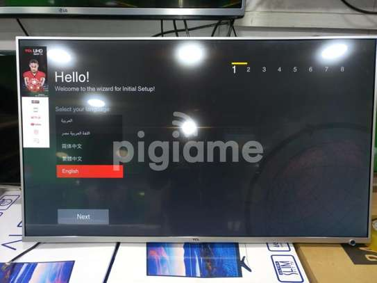 43 inch TCL 4k UHD Android TV ipq engine image 1