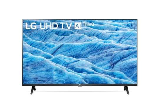 LG 43 inches Smart  UHD-4K Digital TVs image 1