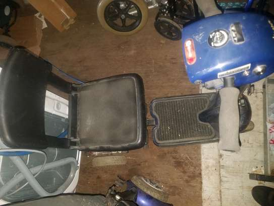 Mobility scooter image 1