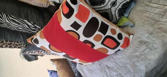 Best backrest pillows/floor pillows/Big pillows image 1