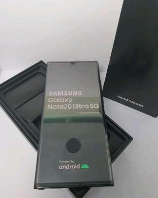Samsung Galaxy Note 20 Ultra ~ 512Gigabytes  Black image 2