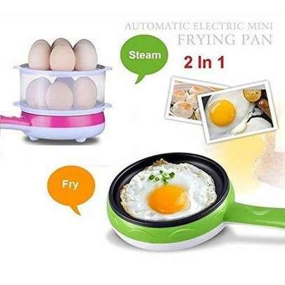 Egg Boiler Non Stick Multi Function Electric Frying Pan image 1
