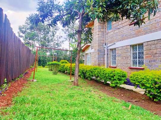 5 bedroom townhouse for rent in Karen image 14