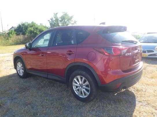 Mazda CX5 Year 2013 KDB 2.2L Diesel 4WD Automatic Transmission Ksh 1.94M image 4