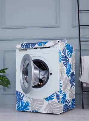 Front Load washing machine cover image 9