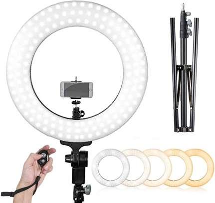 Studio 14-inch Diameter LED Ring Light image 2