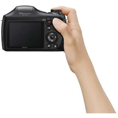Sony Cyber-Shot DSC-H300 Digital Camera (Black) image 6