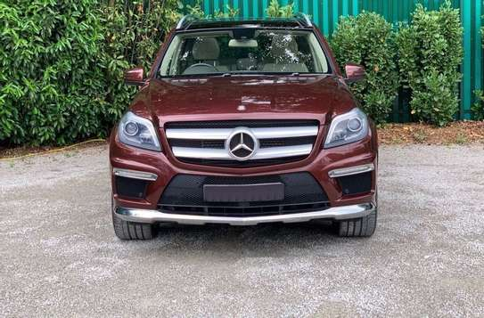 mercedes benz gl 350 2014