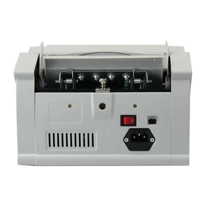 Money Cash Counting Bill Counter Bank Counterfeit Detector image 2