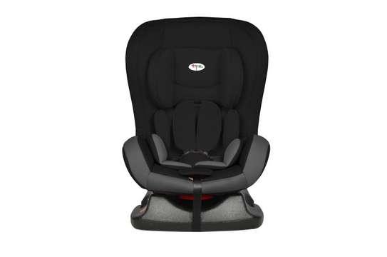 Top 2 car seat black & grey image 1