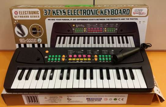 Kids Educational 37 Electronic Keyboard Piano Game Toy image 2