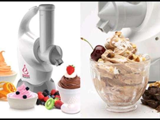 Dessert bullet fruit cream maker image 2