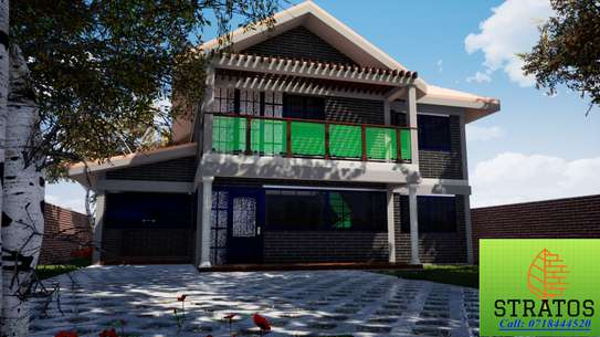 Architectural Design and 3D Visualization.
