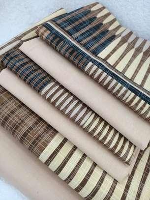 Bed sheets brown shade image 1