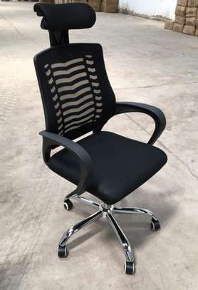 High back office chairs image 1