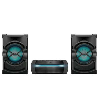 SONY SHAKE X10 HIGH-POWER HOME AUDIO SYSTEM WITH BLUETOOTH® image 1