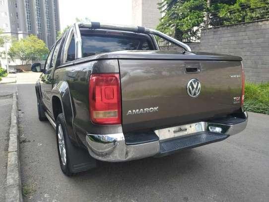 Volkswagen Amarok image 4