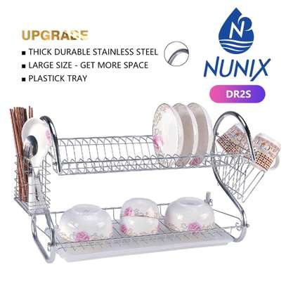 2 Tier Dish rack, new design image 1
