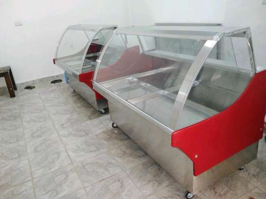 Meat display chiller image 3