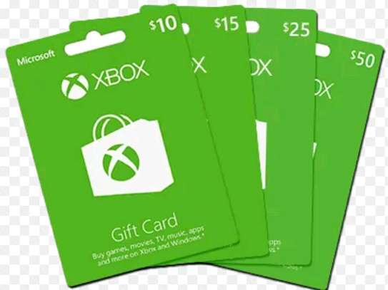 Xbox Gift Cards (Digital Delivery)
