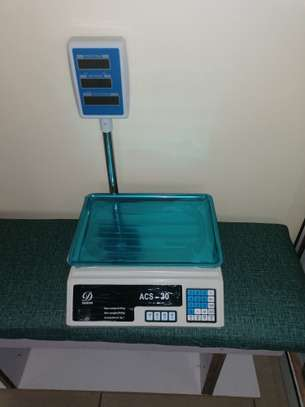 30kgs Digital Weigh Scale image 2