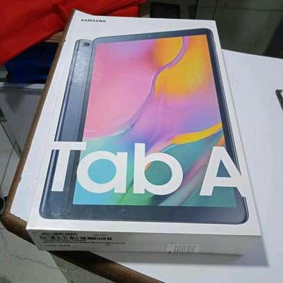 Samsung Tab A 10.1 inch 7000mAh Battery 32gb 2gb Ram 4G network image 1