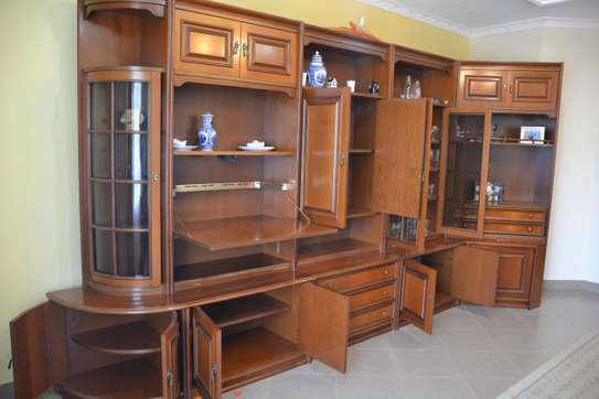 For Sale Antique Wall Cabinet Imported from Italy image 3
