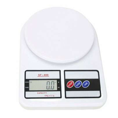 Digital LCD Electronic Weighing Scales Postal Postage Parcel Kitchen Scale image 2