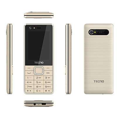 TECNO T660 Metallic Design 2.4''