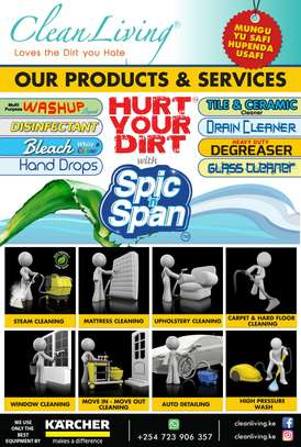 Quality Products & Premium Cleaning Services