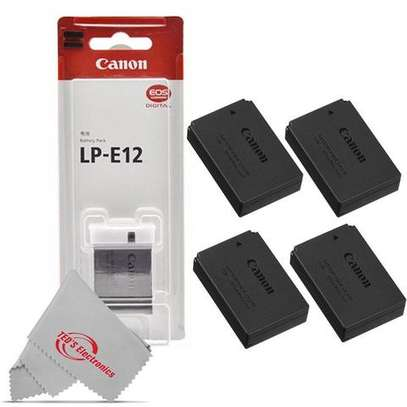 Canon Battery Pack LP-E12 image 2