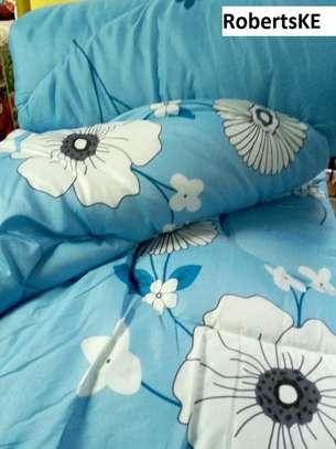 warm cosy blue duvet 6*6 image 1