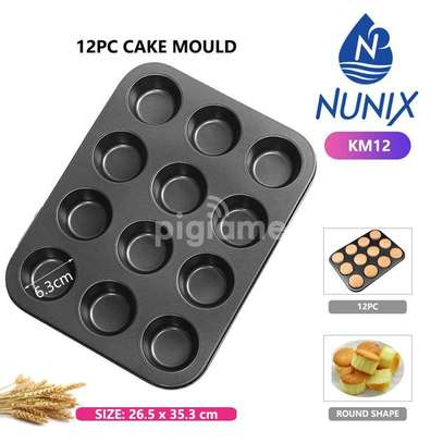 12piece cake mould image 2