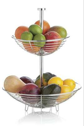 Stainless Steel fruits rack image 1