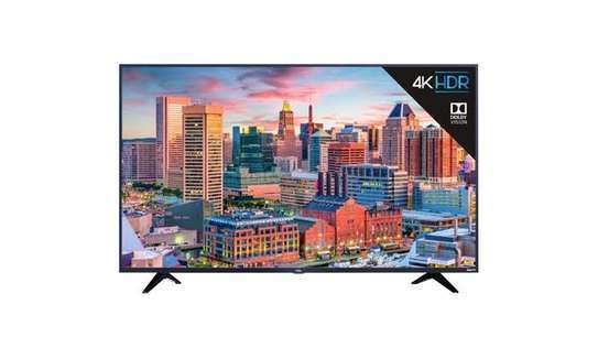 QLED Smart Android TCL TV c715:55 Inches image 1