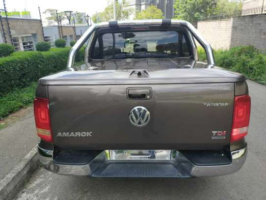 Volkswagen Amarok image 6