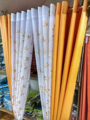Curtains that Blends With Sheer image 9