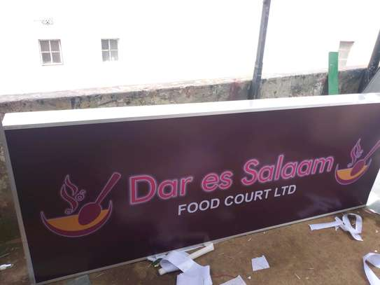 Signs:Design and fabrication of all types of Signage. Schools, businesses, hospitals, etc etc call now. image 1