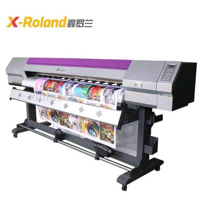 Affordable banner and stickers printing image 1