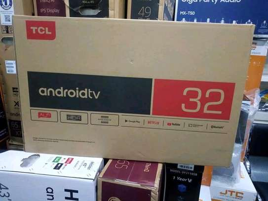 32 inch TCL smart android Full HD