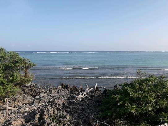 2.7 Acres Beach Plot Diani
