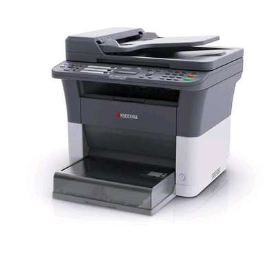Kyocera Fs 1025 photocopier printer scanner photocopier image 1