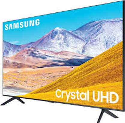 "Samsung 55 ""inch smart crystal uhd tv"