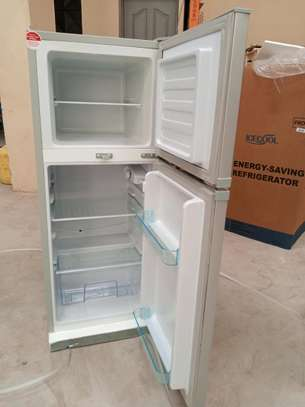 ICECOOL 118 LITRES DOUBLE DOOR DIRECT COOL REFRIGERATOR -BCD118 image 4