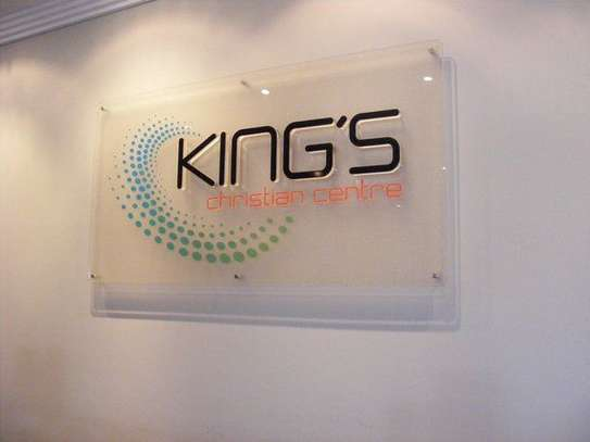 Office Signs/ Light Box Signs and  3D signs  image 10
