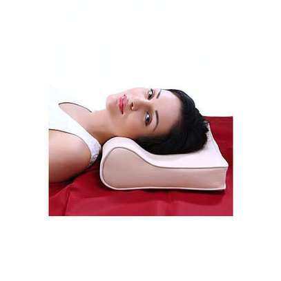 Orthopaedic contoured cervical pillow - Ergonomic Bed Pillow