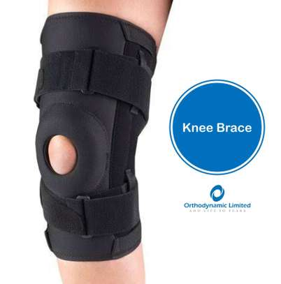 Functional Hinged Knee brace open patella (all sizes) image 1