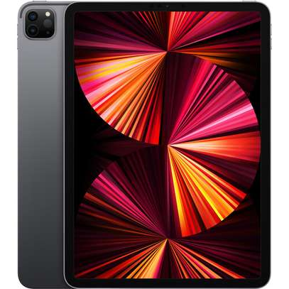 """Apple 11"""" iPad Pro M1 Chip (Mid 2021, 1TB, Wi-Fi Only, Space Gray) image 1"""