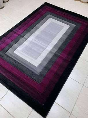 viva carpets purple and black image 1