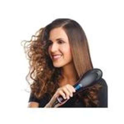 Simply Straight Hair Brush Straightener